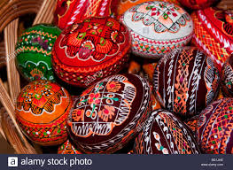 painted easter eggs for sale easter egg painted in folk style stock photo royalty free image