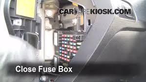 interior fuse box location 2005 2010 kia sportage 2008 kia