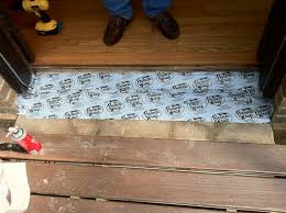 Interior Door Threshold Door Threshold Sill Replacement A Home In College Hill