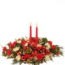 home for christmas centerpiece lulu u0027s flowers