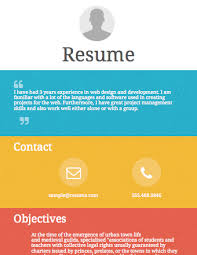 Objective Examples On A Resume by Sample Resumes U0026 Example Resumes With Proper Formatting Resume Com