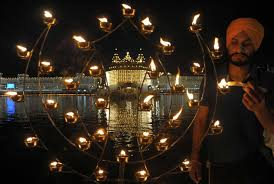 watch the festival of diwali a row of lights time