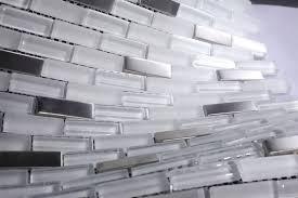 clear glass mosaic tile bathroom amazing tile