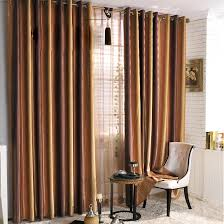 cheap striped curtains for blackout living room buy multi color