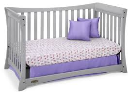 Bed Rails For Convertible Cribs by Graco Tatum 3 In 1 Convertible Crib U0026 Reviews Wayfair