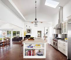 Open Floor Plan With Loft by Loft Open Floor Plans Dining Room Midcentury With Open Floor Plan