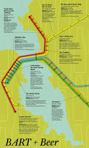 Dublin Bart Map Bart Sf Map Super Mario Brothers Bart Map Will Make Your Commute