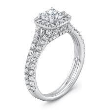 Cushion Cut Halo Diamond Engagement Ring In Platinum Preset 0 70 Carat G Vs2 Cushion Cut Halo Diamond Engagement Ring