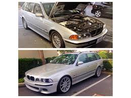 2000 bmw 528i touring 5spd manual w ess supercharger no longer