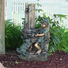 Garden Water Fountains Ideas Outdoor Ideas Buyers Guide