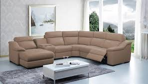 Contemporary Sofa Recliner Sectionals Leather Sofas Russcarnahan Com