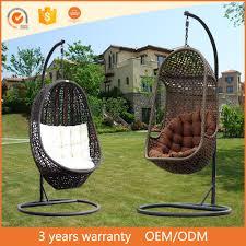 Indoor Hanging Swing Chair Egg Shaped List Manufacturers Of Wicker Hanging Chair Indoor Buy Wicker