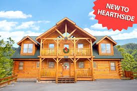 BEAR TRAIL LODGE  BEDROOM Cabin Located In - 5 bedroom cabins in pigeon forge tn
