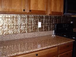 Metal Backsplash For Kitchen Stainless Steel Tile Backsplash Peel And Stick Metal Sheets