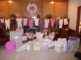 Baby Shower House Decorations