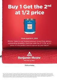 benjamin moore paint prices benjamin moore regal paint sale pollock s hardware co op
