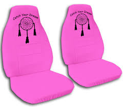 dream cather car seat covers pink jpg 1353 1189 edgy auto