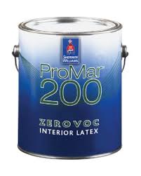 promar 200 zero voc interior latex paint sherwin williams