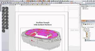 Stadium Plan Wifi Stadium Design Youtube