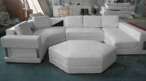 u shaped leather sofa free shipping large u shaped real leather sofa large house