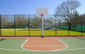 basketball court company michigan goddard coatings