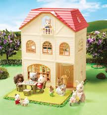 calico critters country tree house wooden best house design