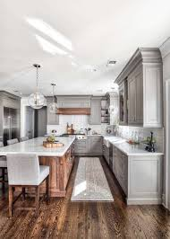light grey gray kitchen walls with white cabinets 25 absolutely gorgeous transitional style kitchen ideas