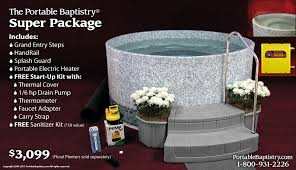 portable baptismal tank testimonials church baptistry baptistery heaters portable