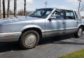 how to sell used cars 1992 chrysler new yorker electronic toll collection used 1992 chrysler new yorker for sale in tennessee carsforsale com