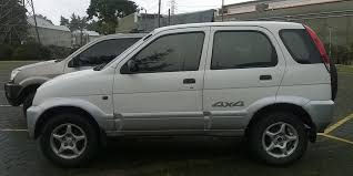 Daihatsu Suv Gvon15s 2005 Daihatsu Terios Specs Photos Modification Info At