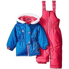 Rugged Bear Jackets Rugged Bear Coat Baby Girls Pink Puffer Infant Jacket Newborn Size