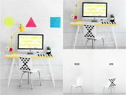 faire bureau soi meme déco chambre ado fille à faire soi même 25 idées cool