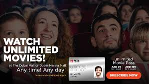 uae cinema offers unlimited movie pass movies