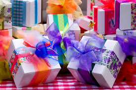 birthday gift for presents planning a birthday party for a child born around