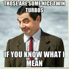 Turbo Meme - twin turbo