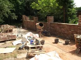 victorian garden wall u2013 lowe u0026 green building contractors preston