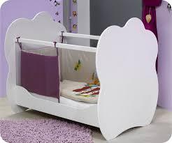 chambre bébé blanche pas cher lit bébé en plexi altéa blanc idées chambre enfant
