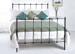 antique metal bed frame full platform amazon king walmart