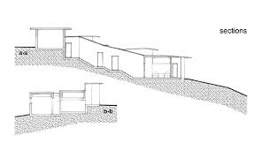Slope House House On A Slope On Behance