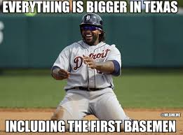 Prince Fielder Memes - mlb memes on twitter prince fielder traded to the rangers