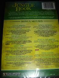 kipling u0027s jungle book the original classic with 7 bonus movies dvd new