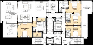 60 luxury 4 bedroom house plans style 4545 incredible corglife