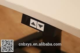 bureau r lable en hauteur ectrique seule jambe électrique hauteur réglable coin bureau bureau avec