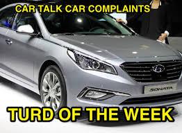 blog post turd of the week 2011 hyundai sonata car talk