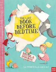 the last book before bedtime nosy