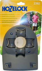 Wall Mount Garden Hose Reel by Hozelock Garden Corner Wall Bracket Hose Pipe Reel Guide 2392