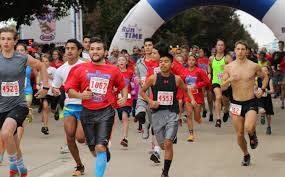 register for the 7th annual arlington turkey trot on thanksgiving