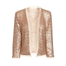 Gold Sequin Cardigan Buy Gold Sequin Jacket From The Next Uk Online Shop Polyvore