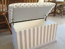Wood Toy Chest Bench Plans by Toy Chest Bench Diy Bench Decoration