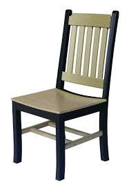 dining chairs antique mission oak dining set mission style